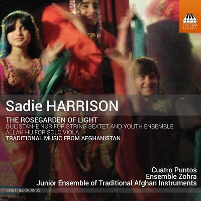 Ensemble Zohra - Sadie Harrison: The Rosegarden Of Light • 8.93£