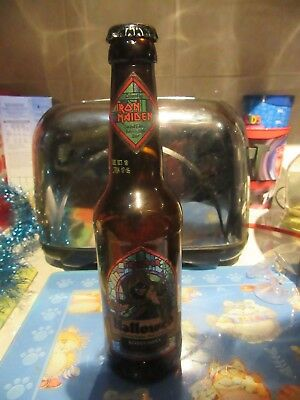 Iron Maiden Trooper Hallowed Bottle X1 Limited Edition Robinsons Brewery  • 5£