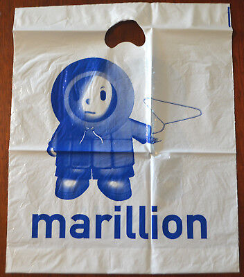 Marillion Anoraknophobia Carrier Bag • 4.99£
