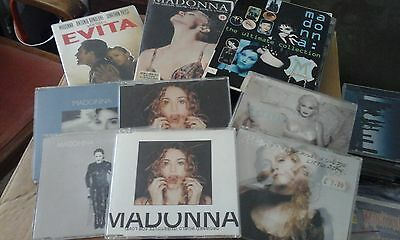 Madonna Collection Cd Newspapers Books Dvd's • 55£