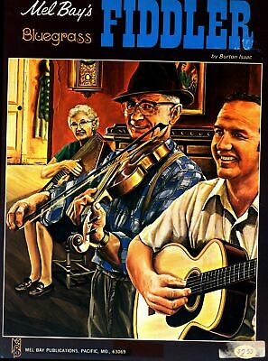 Mel Bay's Bluegrass Fiddler • 29.99£