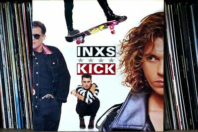 INXS Kick LP Album Front Cover Photograph Picture Art Print • 41.99£