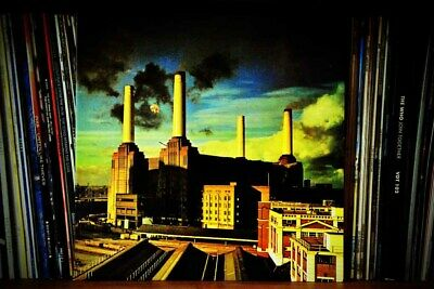 Pink Floyd Animals LP Album Front Cover Photograph Picture • 41.99£