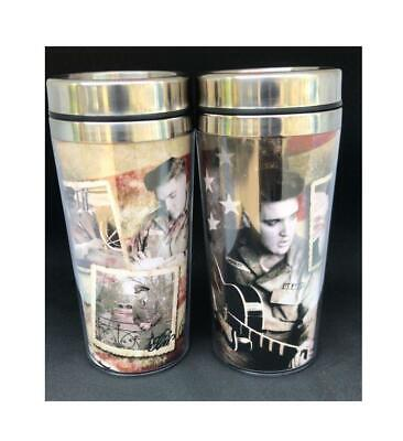 Elvis Thermo Colorful Collage • 8£