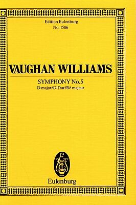 Symphony No.5 In D Major. Miniature Score • 8.49£