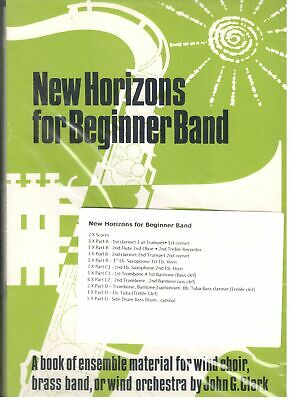 New Horizons For Begginer Band • 20£