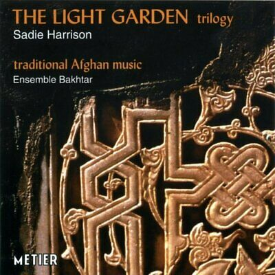 |3327971| Sadie Harrison - The Light Garden Trilogy [CD] New • 18.18£