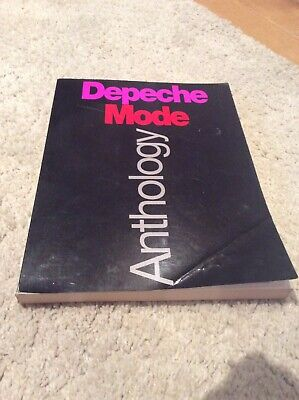 Depeche Mode Anthology Book • 65£