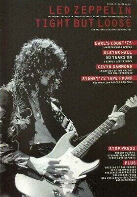 Led Zeppelin - Tight But Loose - Issue 15 • 24.98£