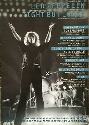 Led Zeppelin - Tight But Loose - Issue 14 • 25£