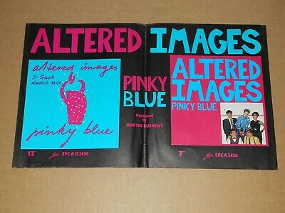 Altered Images 1982 Epic Records Promo Poster • 12£