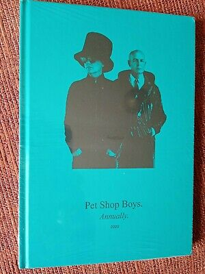 Pet Shop Boys Annually 2020 New And Sealed  • 70£