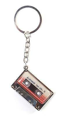 Guardians Of The Galaxy Keyring Keychain Awesome Mixtape New Official Metal One • 5.75£