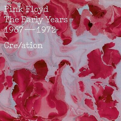 PINK FLOYD - The Early Years 1967- 1972 Cre / Ation, 2 Audio-CDs • 10.59£