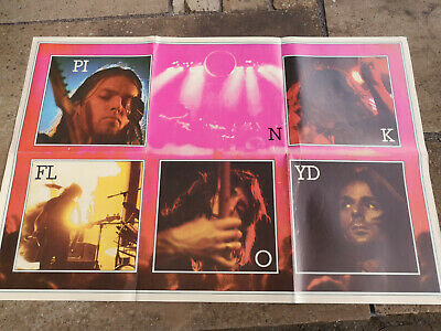 2 Pink Floyd Posters. Record Posters. Dark Side Of The Moon Posters • 25£