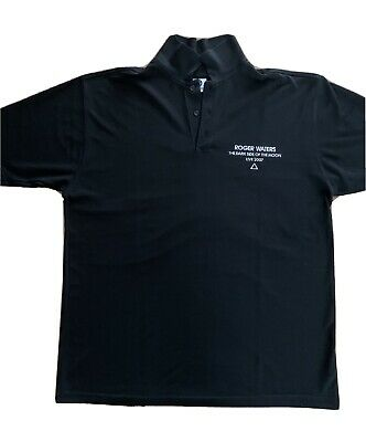 Roger Waters The Dark Side Of The Moon 2007 Polo Shirt XL • 12£