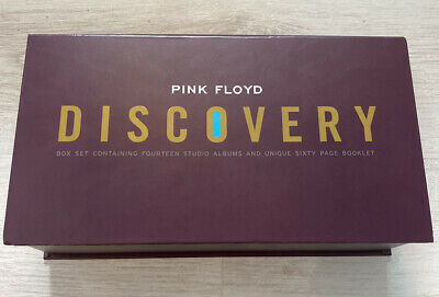 Pink Floyd - Discovery Box (2011) • 85£