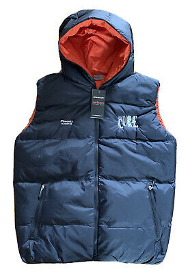The Cure Hooded Body Warmer (Large) • 30£