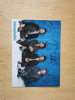 Stereophonics Hand Signed Photo • 30£