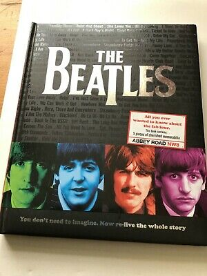 The Beatles Book • 10.99£