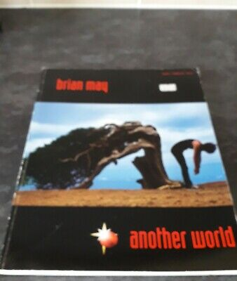 Brian May Another World Song /Music Book • 7£