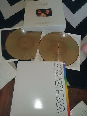 Wham LP The Final 2 LPs  • 10£