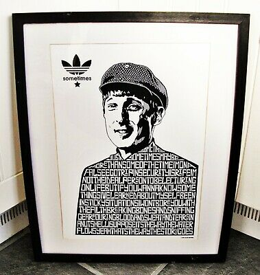 Gerry Cinnamon/Sometimes A3 Size Typography Art Print/poster  • 13.99£