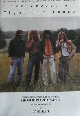 Led Zeppelin - Tight But Loose - Special Issue • 38£
