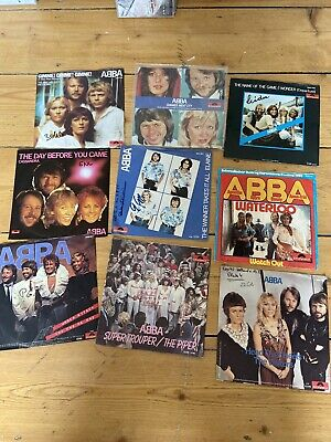 Abba - Collection Of Singles  • 10£