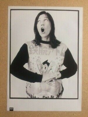 KIM DEAL / THE BREEDERS Original Vintage Select Magazine Poster  • 13£