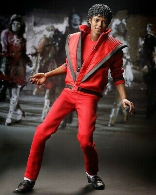 Hot Toys Michael Jackson Thriller With Extra Body. • 280£