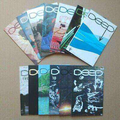 Pearl Jam Deep Magazine Complete Collection Lot 2006-2016 Newsletters • 88.90£
