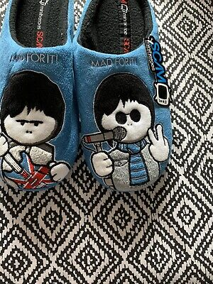Oasis/ Madchester Slippers (5-6) • 25£
