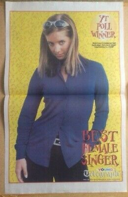 LOUISE Young Telegraph POSTER ONLY (SP) • 18£