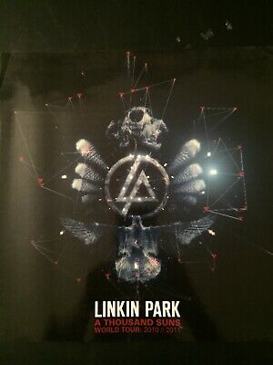 Linkin Park Program, 2010-2011 Tour, Very Good Condition! • 39.07£