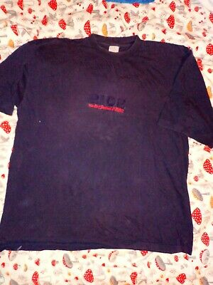 Ride Reading Festival 1992 Embroidered Logo Vintage T-shirt XL • 20£