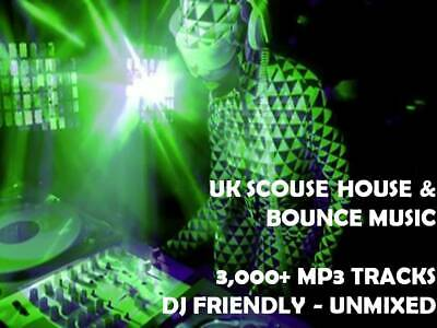 Scouse House / Bounce / NRG Music DJ Collection 64GB USB • 17.49£