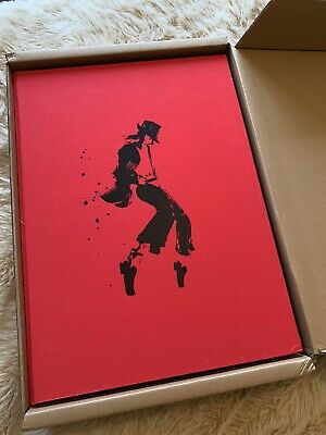 Official Michael Jackson Opus Book In Box - Original Packaging - Mint! • 600£