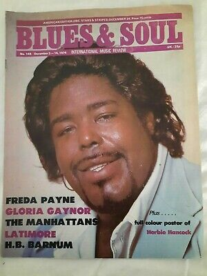 Blues And Soul Magazine: Issue 149 (1974) • 5.99£