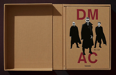 Depeche Mode Taschen XXL Book By Anton Corbijn DM AC Signed! Limited! Sold Out! • 4,444.20£