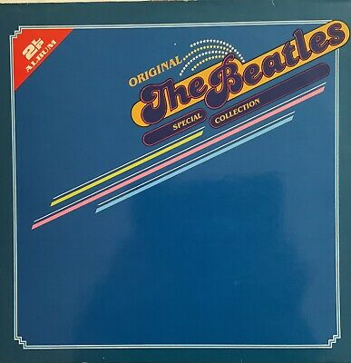 Original The Beatles Special Collection Vinyl LP Like New • 5£