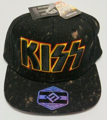 Kiss Logo Hat New With Tags • 25.76£