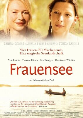 Zoltan Paul - Frauensee, 1 DVD • 14.50£