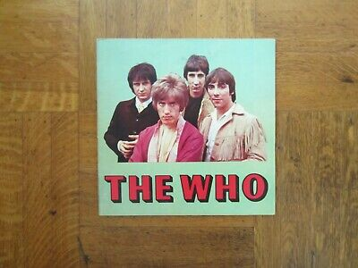 The Who Picture Book (Vintage) • 37.52£