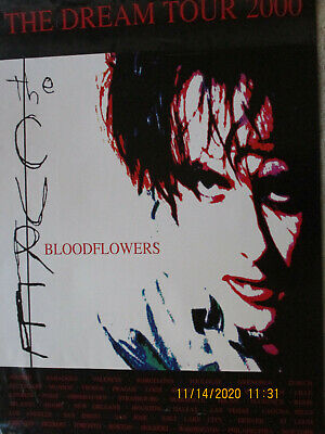 The Cure 2000 The Dream Tour Poster • 6.75£