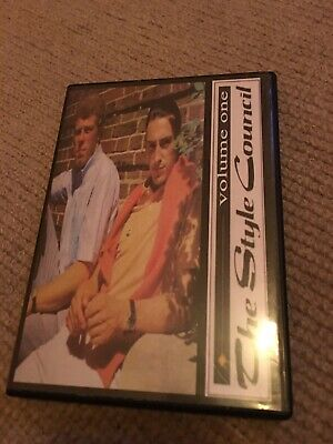 The Style Council - Rare Compilation Dvd Volume One Jam Paul Weller • 0.99£