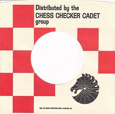 CADET Company Reproduction Record Sleeves - (pack Of 15)  • 7.95£