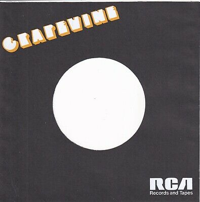 GRAPEVINE Company Reproduction Record Sleeves - (pack Of 10] • 5.95£