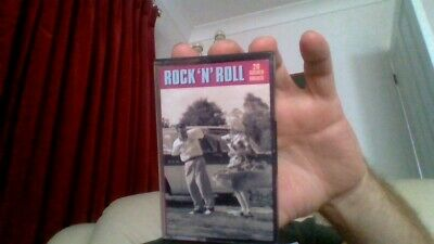 Rock And Roll Cassette Tape • 15£