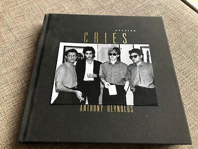 David Sylvian Cries And Whispers 1983-1991 By Anthony Reynolds New + Signed Card • 100£